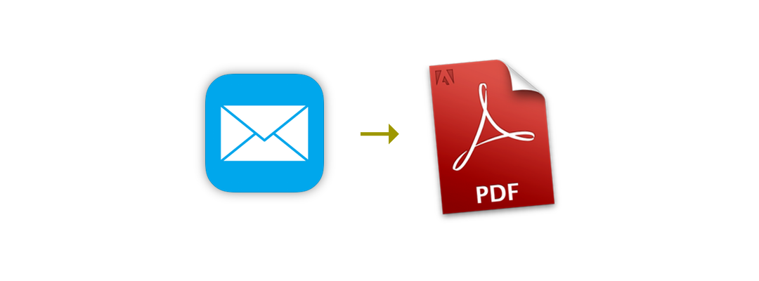 ios save email as pdf
